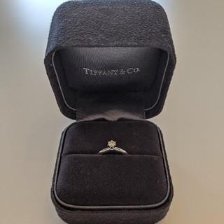 ティファニー(Tiffany & Co.)のティファニー ソリティア リング(リング(指輪))