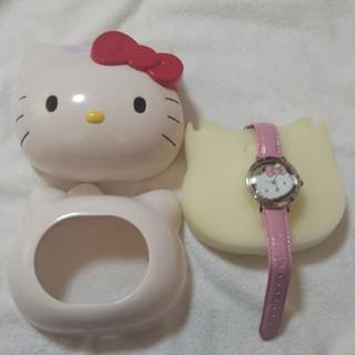 サンリオ(サンリオ)のハローキティ HelloKitty 時計(腕時計)