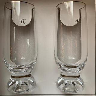 ヨンドシー(4℃)の4°C ペアグラス グラス(グラス/カップ)