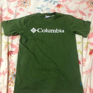 コロンビア(Columbia)のコロンビア   Tシャツ xs(Tシャツ(半袖/袖なし))