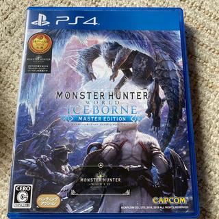 プレイステーション4(PlayStation4)のモンスターハンター アイスボーン(家庭用ゲームソフト)