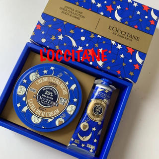 L'OCCITANE - 新品未使用❣️ロクシタン   ❤︎ ジョイフル シア ボディ&ハンドクリーム