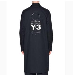ワイスリー(Y-3)の《Y-3》ロングシャツ スタッフシャツ(シャツ)