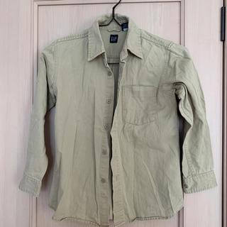 ギャップ(GAP)のGAP 120-130くらい ワークシャツ(ブラウス)