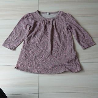 ムジルシリョウヒン(MUJI (無印良品))の子供服長袖(シャツ/カットソー)