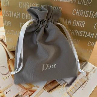 Dior - Dior  新品未使用 巾着ポーチ