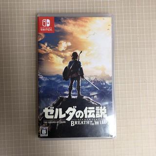任天堂 - ゼルダの伝説 ブレスオブザワイルド Nintendo Switch版