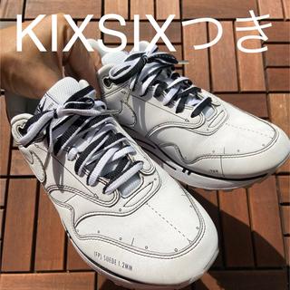 ナイキ(NIKE)のNIKE エア マックス 1 SCHEMATIC KIX SIXつき 26cm(スニーカー)