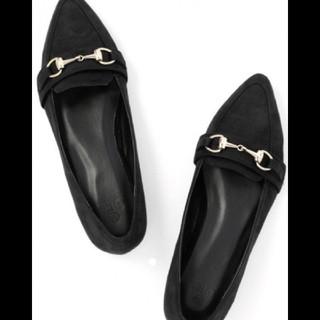 グレイル(GRL)のGRL ビット付きスエードローファー(ローファー/革靴)