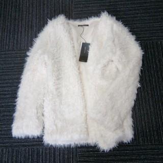 イング(INGNI)の最終値下げ INGNI ファー 羽織り(毛皮/ファーコート)