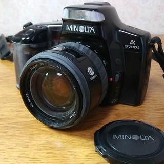 KONICA MINOLTA - ミノルタα5700i  AF35-105