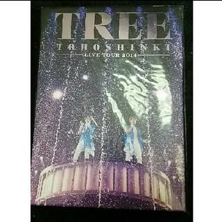 トウホウシンキ(東方神起)の【超美品】東方神起   DVD  TREE   3枚組(ミュージック)