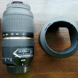 TAMRON - TAMRON SP 70-300mm F/4-5.6  NIKON用