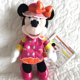 Disney - ミニー  ぬいぐるみバッジ