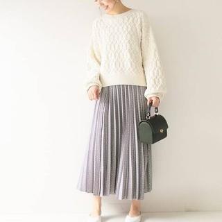 ロンハーマン(Ron Herman)の2019購入 Spic&Span スカート(ロングスカート)