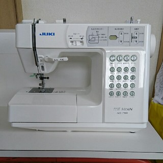 JUKIミシンHZL-7900