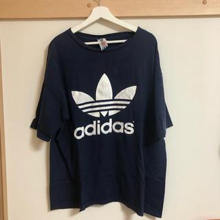 アディダス(adidas)のadidas BIG T-shirt(Tシャツ/カットソー(七分/長袖))