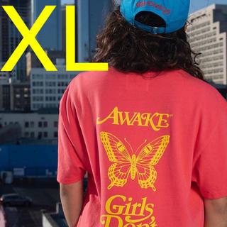 アウェイク(AWAKE)のgirl's don't cry awake ガールズドントクライ Tシャツ(Tシャツ/カットソー(半袖/袖なし))