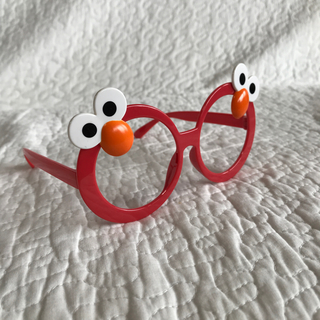 エルモ ファッションメガネ