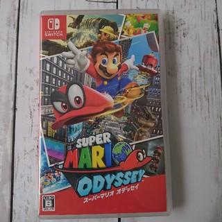 Nintendo Switch - スーパーマリオ オデッセイ  任天堂 Switch