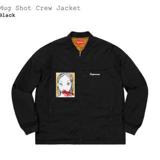 Supreme - SUPREME Mug Shot Crew Jacket