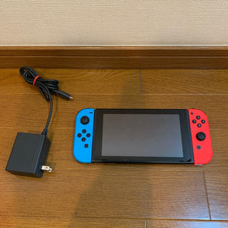 Nintendo Switch - 任天堂  スイッチ 本件 (傷あり)