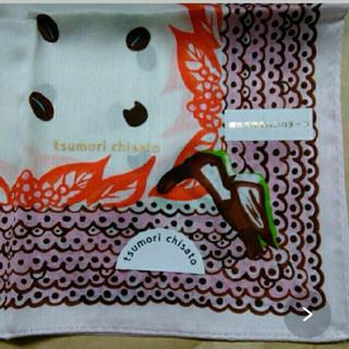ツモリチサト(TSUMORI CHISATO)のツモリチサト横浜手捺染ハンカチーフ(ハンカチ)