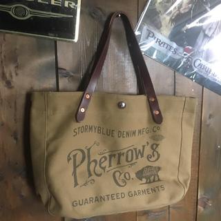 PHERROW'S - Pherrow's  フェローズ トートバッグ