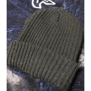マウジー(moussy)のmoussyニット帽(ニット帽/ビーニー)