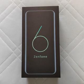 ASUS - zenfone 6  256 8gb シルバー オマケつき