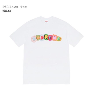 Supreme - 19FW Supreme Pillows Tee Small ホワイト