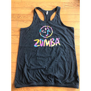 ズンバ(Zumba)のzumba ズンバ トップス  タンクトップ  ダンス フィットネス(ダンス/バレエ)