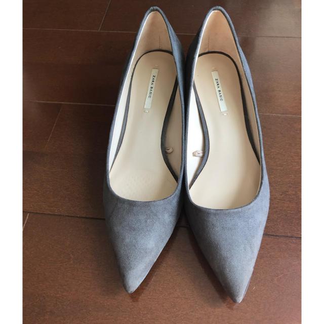 ZARA(ザラ)の断捨離‼️ ZARA パンプス レディースの靴/シューズ(ハイヒール/パンプス)の商品写真