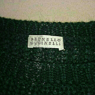 BRUNELLO CUCINELLI - BRUNELLO CUCINELLI  ブルネロクチネリ