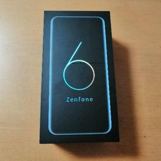 ASUS - 新品未開封 ZenFone 6 ミッドナイトブラック ZS630KL ASUS
