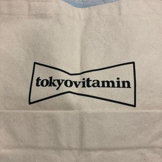 Supreme - TOKYO VITAMIN VERDY トートバック