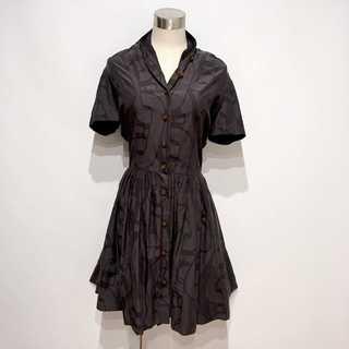 Vivienne Westwood - 希少 美品 ヴィヴィアンウエストウッド チェーン柄 ワンピース