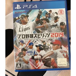 KONAMI - プロ野球スピリッツ2019 PS4版