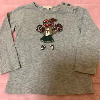 Gucci - GUCCI 長袖Tシャツ 子供服 プルオーバー