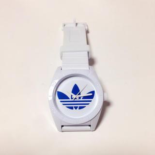 アディダス(adidas)のadidas 時計(白)(腕時計)