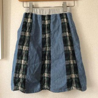 シップス(SHIPS)のSHIPS スカート 120cm(スカート)