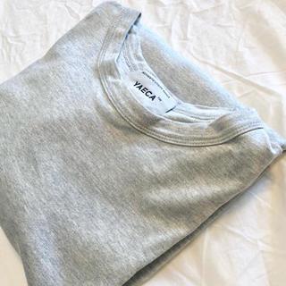 YAECA - 定価1.9万 ヤエカ 半袖Tシャツ コットンジャージータックティーシャツ