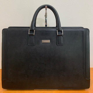 BURBERRY - 格安 美品 バーバリー 定価13万  ビジネス バッグ ブリーフケース メンテ済