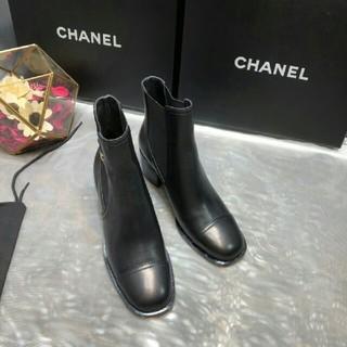 シャネル(CHANEL)の CHANEL ブーツ (ブーツ)