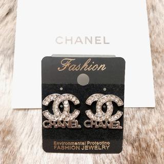 CHANEL - ピアスfashion