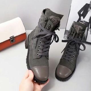 シャネル(CHANEL)のCHANEL  ブーツ 22.5cm-25cm(ブーツ)
