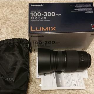 Panasonic - LUMIX G VARIO 100-300mm F4.0-5.6 Ⅱ