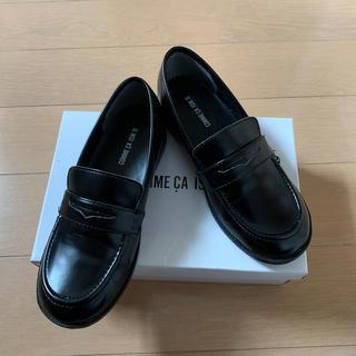 コムサイズム(COMME CA ISM)のコムサ 靴 20センチ(ローファー)