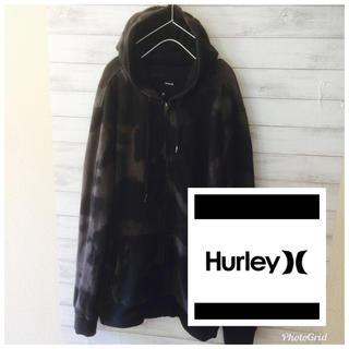 ハーレー(Hurley)のハーレー Hurley Mサイズ送料込み スウェット グラテーションカモ(パーカー)