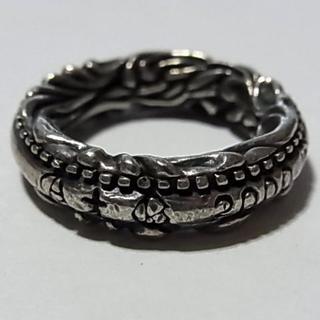 レア限定品エーアンドジーA&Gリング2000ミレニアム指輪21号ペンダント(リング(指輪))